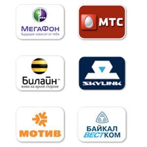 Операторы сотовой связи Кеза