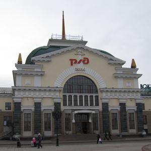 Железнодорожные вокзалы Кеза